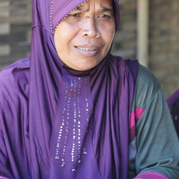 Le marché de Mataram, Lombok, Indonésie