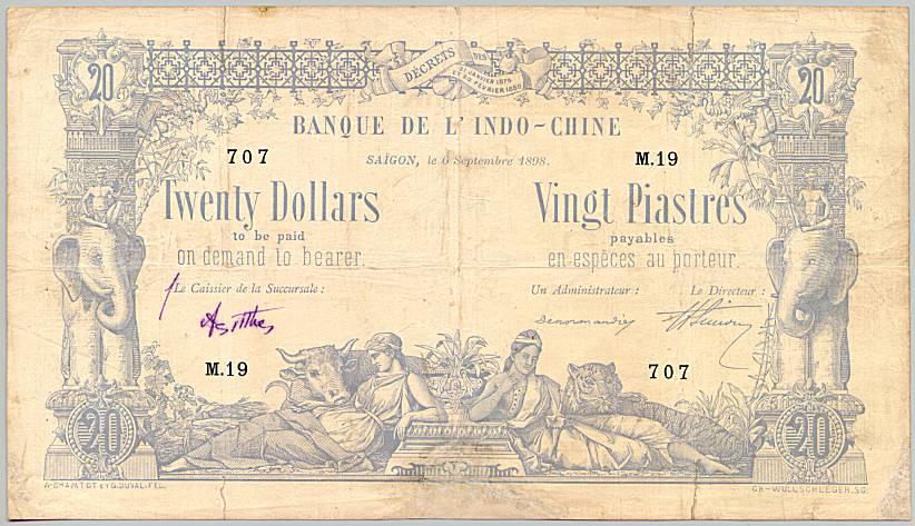 La Gazette de Shanghai – Chapitre 80 : La banque, nerf de la guerre