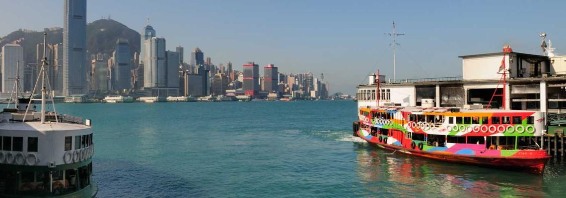 Baie de Hong-Kong (Victoria Harbour)
