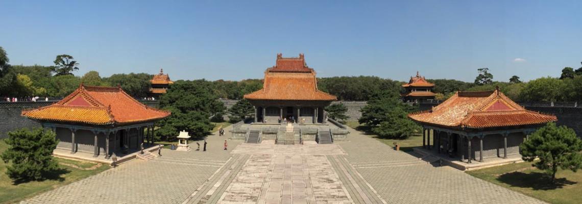 Tombeau du Nord, Shenyang (Zhaoling)