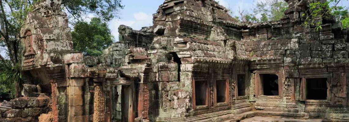 Banteay Kdei, Angkor, Cambodge