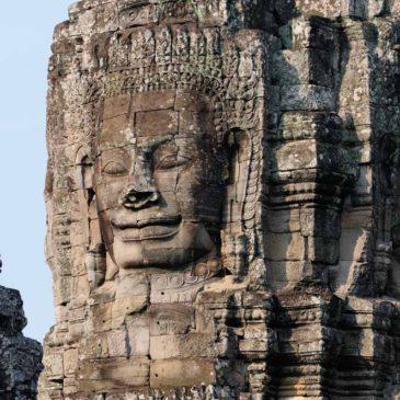 Bayon, Angkor Thom, Cambodge