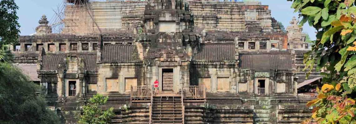 Baphuon, Angkor Thom, Cambodge