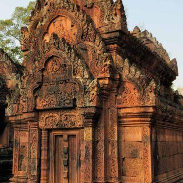 Banteay Srei, Angkor, Cambodge