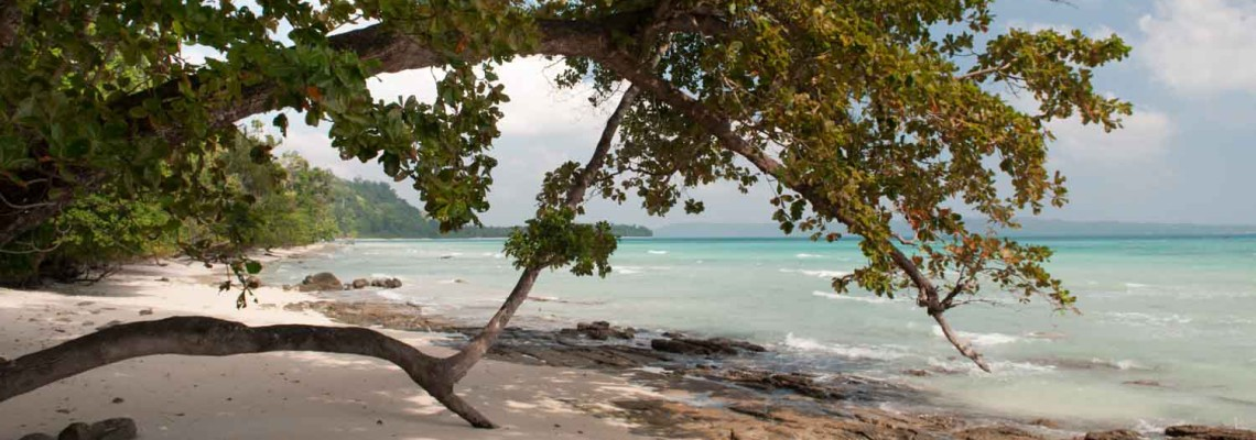 Ile Havelock, Iles Andaman, Inde