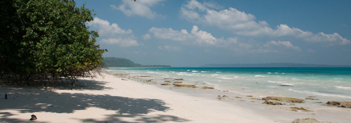 Plage Kalapathar, Ile Havelock, Iles Andaman, Inde