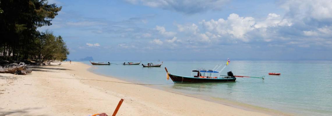 Koh Ngai, Koh Lanta, Krabi Province, Thailande