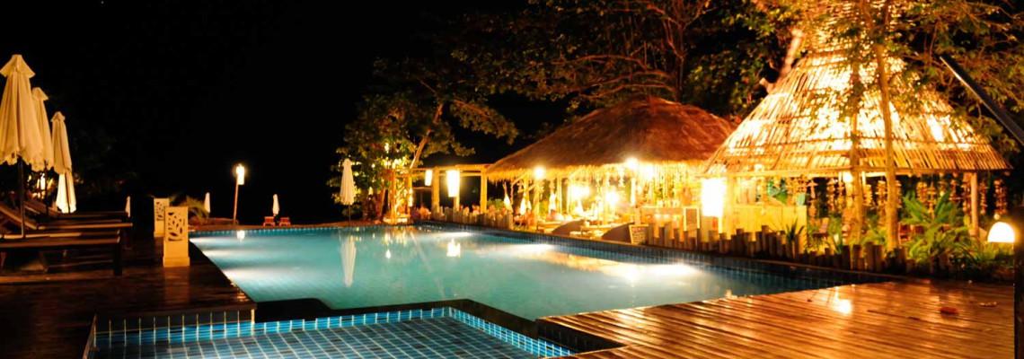 Lalaanta Resort, Koh Lanta, Krabi Province, Thailande