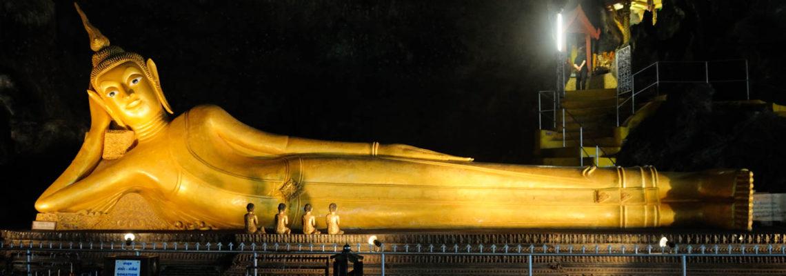 Wat Suwan Khuha, Tambon Takdat, Phang Nga Province, Thailande