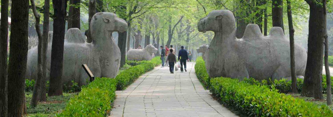 Tombeau Xiaoling 孝陵, Nanjing 南京