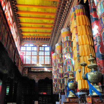 Monastère Drepung, Zhé Bàng Sì 哲蚌寺, Lhasa, Tibet
