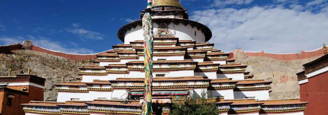 Kumbum de Gyantse, Jiāng Zī 江孜, Tibet